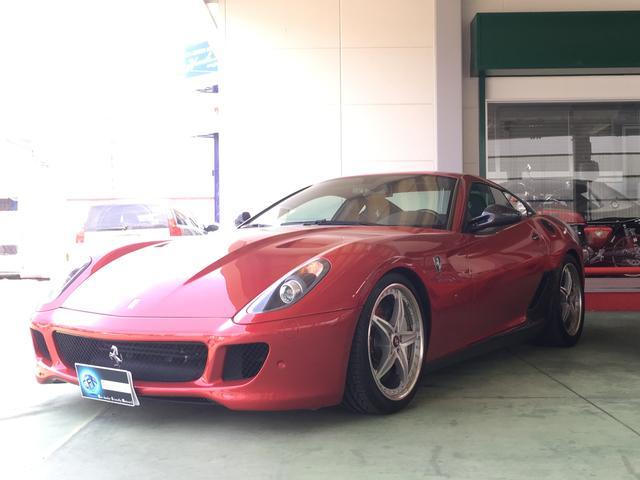 フェラーリ F1 HGTE LEDカーボンハンドル