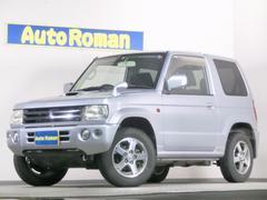 パジェロミニアクティブフィールドエディション 純ナビ キーレス 4WD