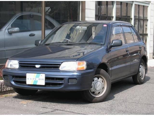 Photo of TOYOTA STARLET SOLEIL L / used TOYOTA