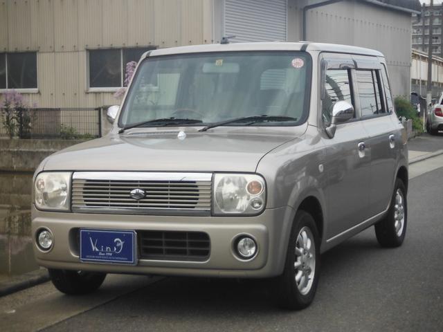 香川県高松市でお車をお探しならお気軽にご相談下さい!メッキドアミラー・純正アルミ・CDキーレス・オートエアコン
