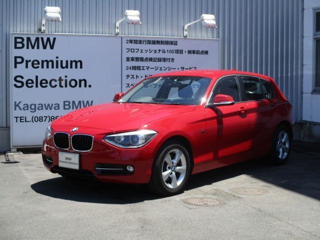 BMW 1シリーズ 116i スポーツ (検30.3)
