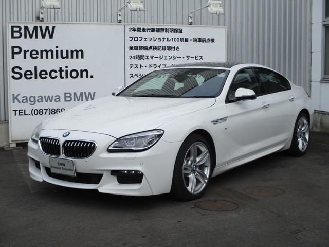 BMW 6シリーズ 640iグランクーペ Mスポーツパッケージ レ...