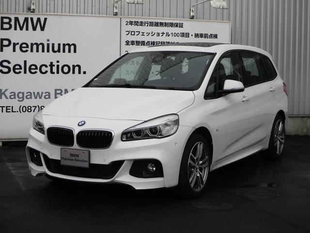 BMW 2シリーズ 220iグランツアラー Mスポーツ 電動パノラ...