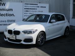 BMWM140i HDDナビ パワーシート 純正アルミ ETC