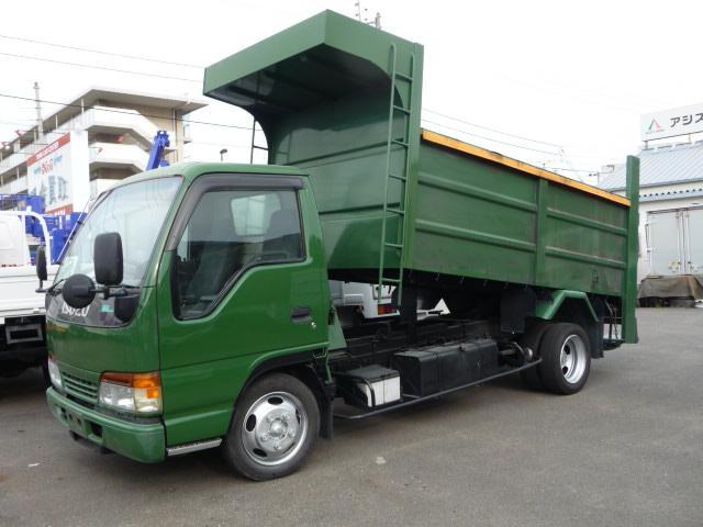 いすゞ エルフトラック 2トンロング深ダンプ (なし)