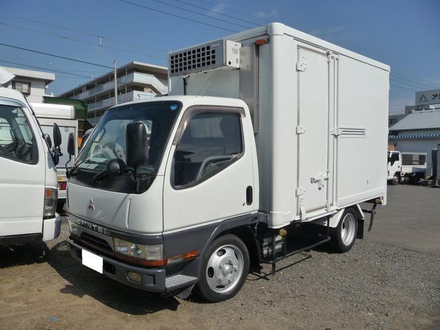 三菱ふそう キャンター 2トン低温冷凍車 (検30.6)