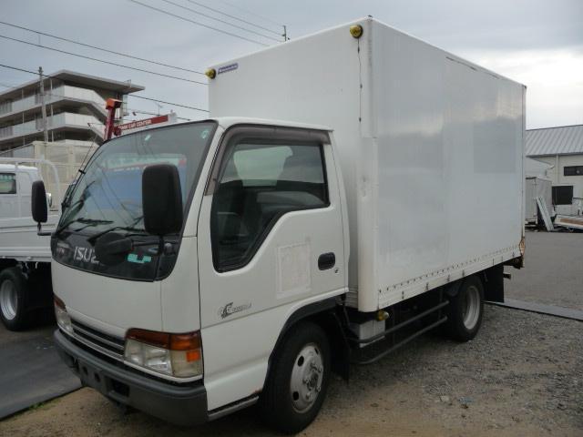 いすゞ エルフトラック 2トン4WDドライバン (なし)