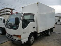 エルフトラック2トン4WDドライバン