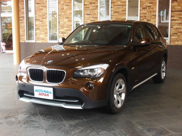 BMW X1 sDrive 18i HDDナビ ETC付 iDri...