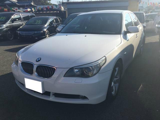 BMW 5シリーズ 525iハイラインパッケージ (検29.12)
