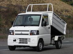 ミニキャブトラック0.35t 4WD 土砂禁ダンプ