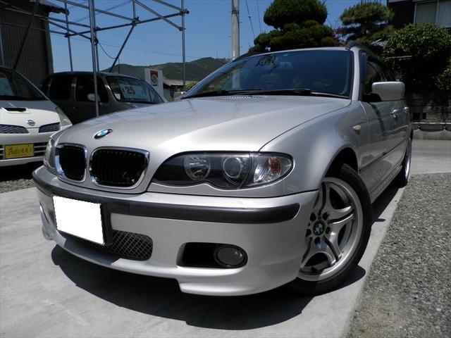 BMW 3シリーズ 318iツーリング Mスポーツパッケージ ナビ...