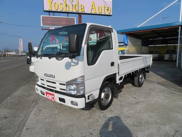 いすゞ エルフトラック 3.0D 1.5t 4WD (車検整備付)