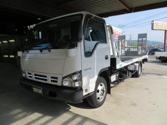 日産 アトラストラック 積載車 4.8D ターボスムーサー6速 2...