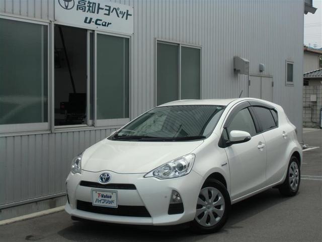 トヨタ アクア S (なし)