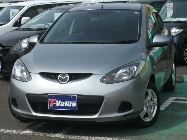 マツダ デミオ 13Cスマートエディション (車検整備付)