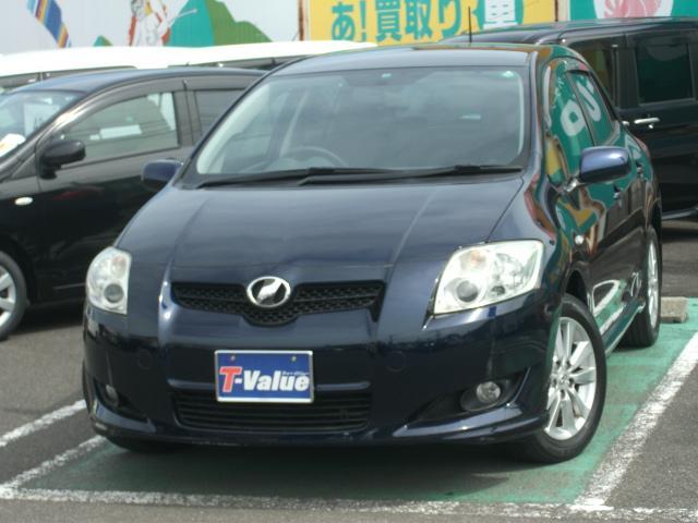 トヨタ オーリス 180G Sパッケージ (車検整備付)