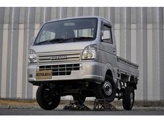キャリイトラックKCスペシャル 4WD リフトアップ