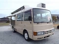 シビリアンバス 移動販売車(日産)