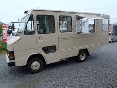 クイックデリバリー 移動販売車(トヨタ)