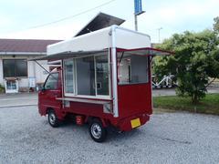 サンバートラック 移動販売車(スバル)