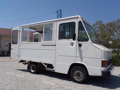 クイックデリバリー 移動販売車・キッチンカー・フードトラック(トヨタ)