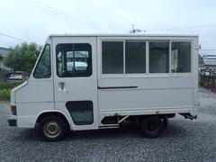 クイックデリバリー 移動販売車・フードトラック(トヨタ)