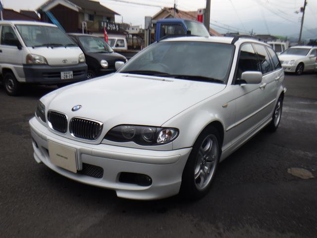 BMW 3シリーズ 318iツーリング Mスポーツパッケージ (なし)