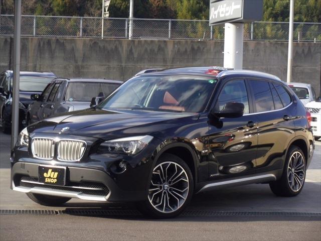BMW X1 xDrive 25i 本革 パノラマガラスルーフ (...