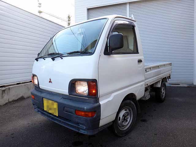 三菱 ミニキャブトラック Vタイプ 4F エアコン 荷台マット (...