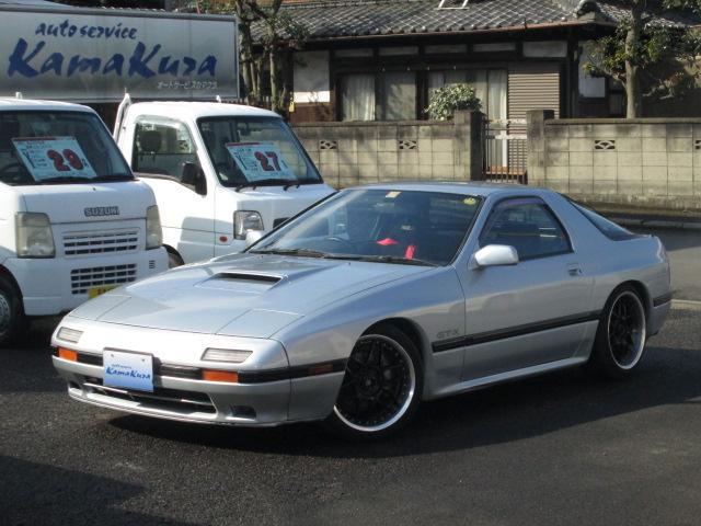 マツダ RX−7(サバンナ) GT−X ロータリーターボ 5速 (なし)