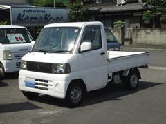 ミニキャブトラックVタイプ 4WD HI/LO切替 AC PS 5速