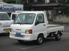 サンバートラックTB 4WD 5速 AC PS タイベル済