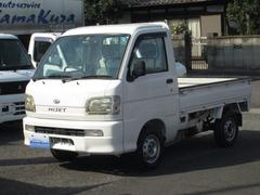 ハイゼットトラック4WD HI/LO切替 5速 AC