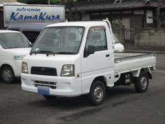 サンバートラックTB 4WD 5速 AC PS