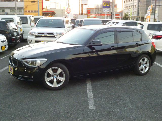 BMW 1シリーズ 116i コンフォートアクセス プッシュスター...