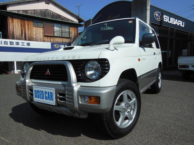 三菱 VR-II 4WD ターボ ETC