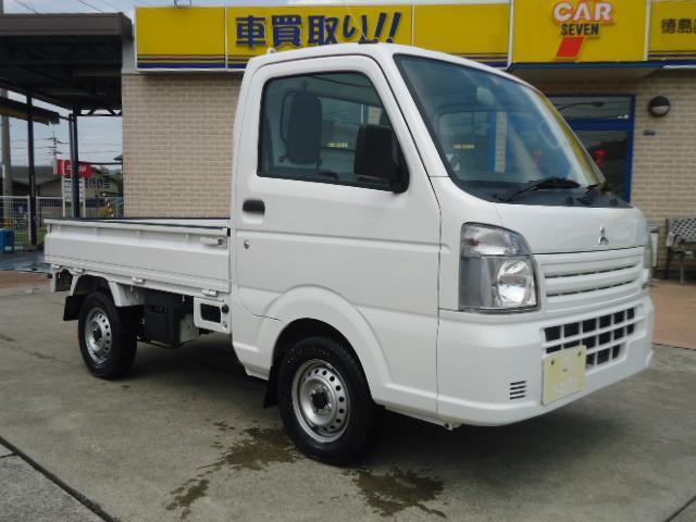 三菱 ミニキャブトラック みのり  4WD エアコン パワステ 5...