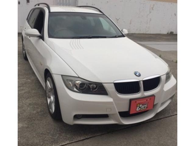 BMW 3シリーズ 320iツーリング Mスポーツパッケージ (なし)