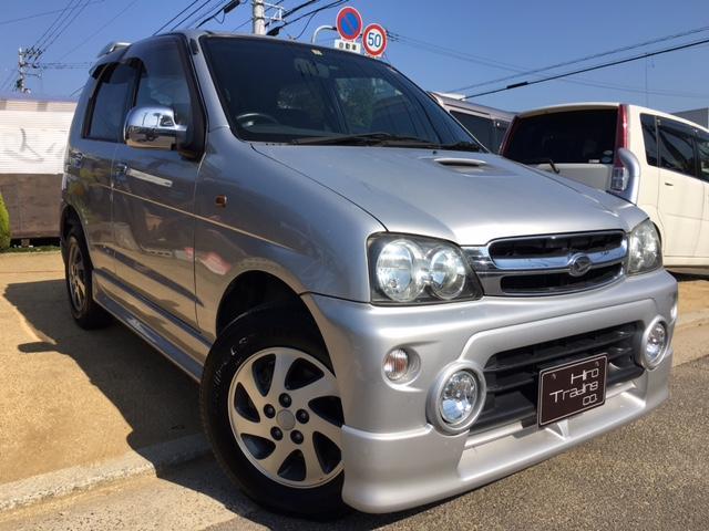 ダイハツ キスマークX 純正アルミホイール 4WD