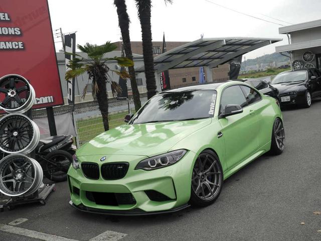 BMW M2 KW3way インタークーラー ラッピング プロテク...