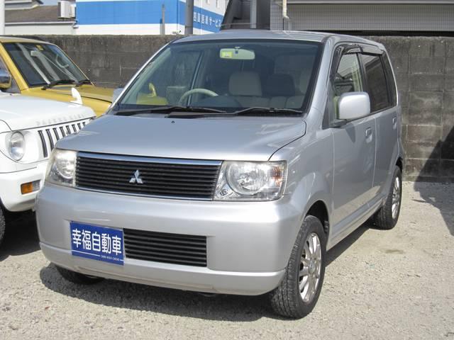 三菱 eKワゴン M コラムオートマ キーレス MDデッキ (車検...