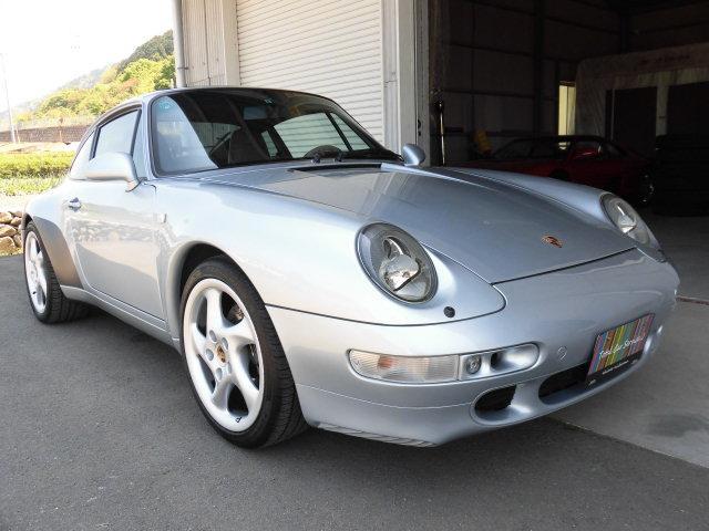 ポルシェ 911 911カレラ ディーラー車 (検31.6)