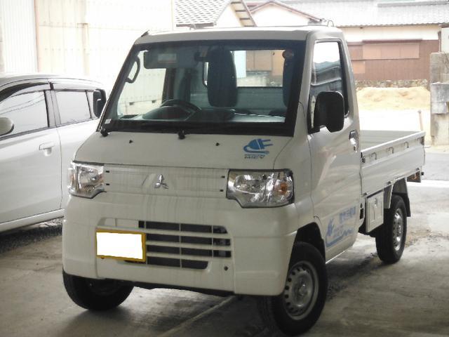 三菱 ミニキャブ・ミーブトラック VX−SE 10.5kWh オー...