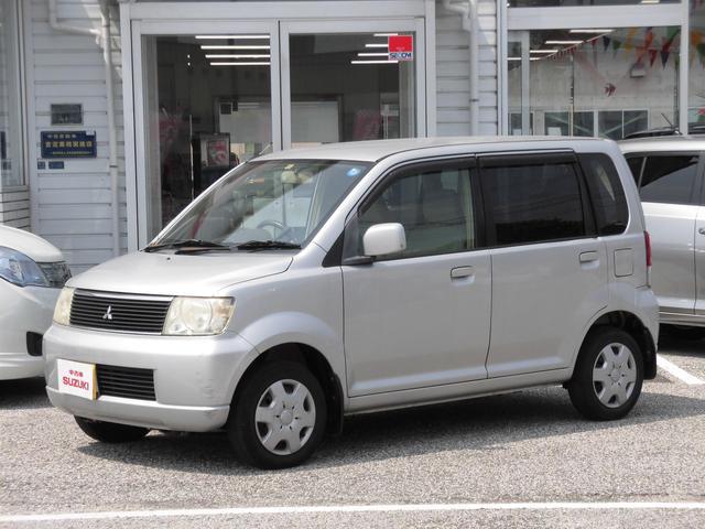 三菱 eKワゴン M コラムオートマ (車検整備付)