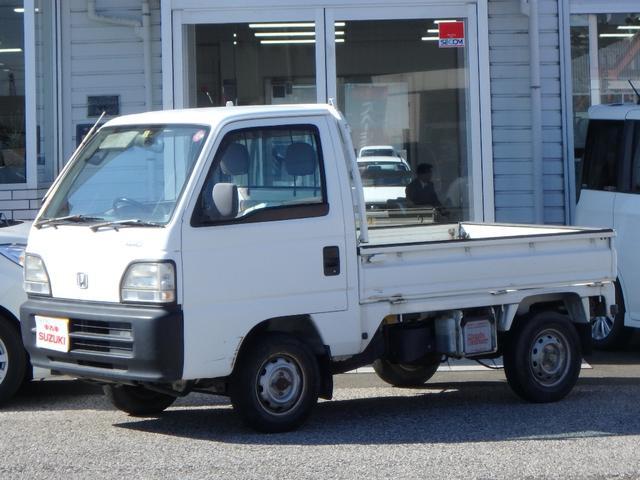 ホンダ アクティトラック SDX 4WD 5速MT (車検整備付)