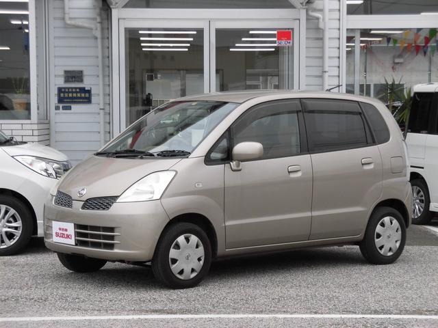 日産 モコ C コラムオートマ (車検整備付)