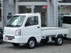 キャリイトラックKCエアコン・パワステ農繁仕様 3方開 4WD 5MT