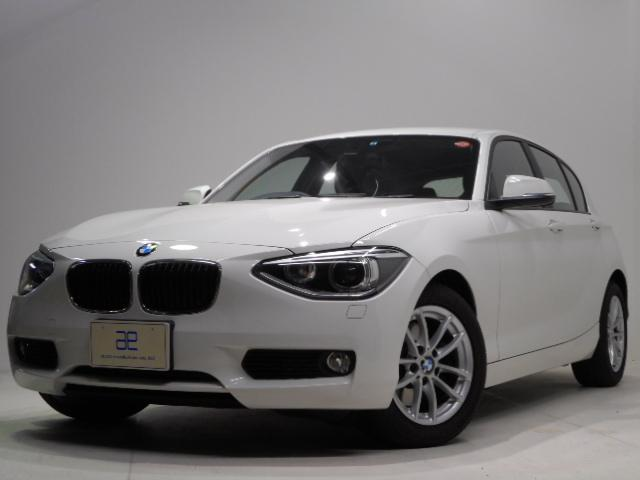 BMW 1シリーズ 120i 1オーナー iDriveナビ バック...