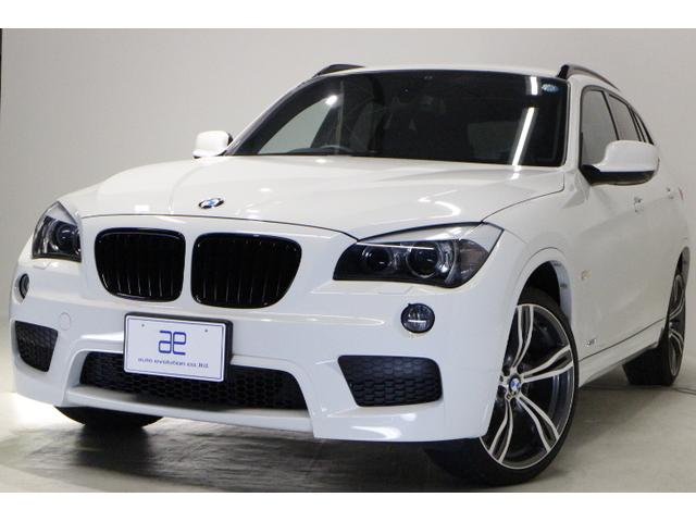 BMW X1 sDrive 18iMスポーツ ナビ Bカメラ 19...